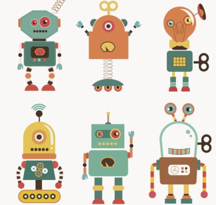 IL MONDO SAREBBE MIGLIORE SE DECIDESSIMO COME ROBOT?